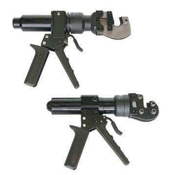 Ножницы гидравлические пистолетного типа